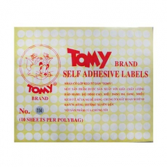 giấy decal a5 tomy