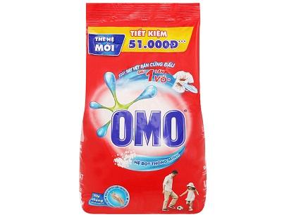BỘT GIẶT OMO -800G- 3KG- 6KG