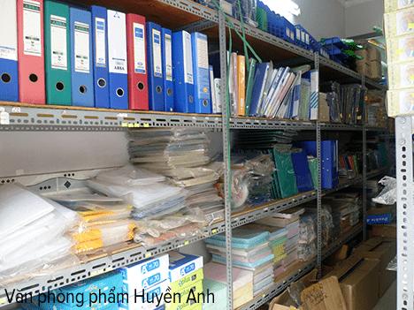 Văn phòng phẩm Huyền Anh